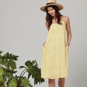 Most Sisters Haring Midi Dress